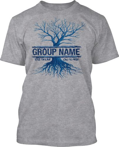 Rooted Youth Group Shirt