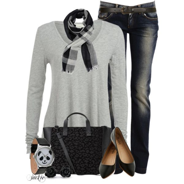 Panda Watch, created by jackie22 on Polyvore