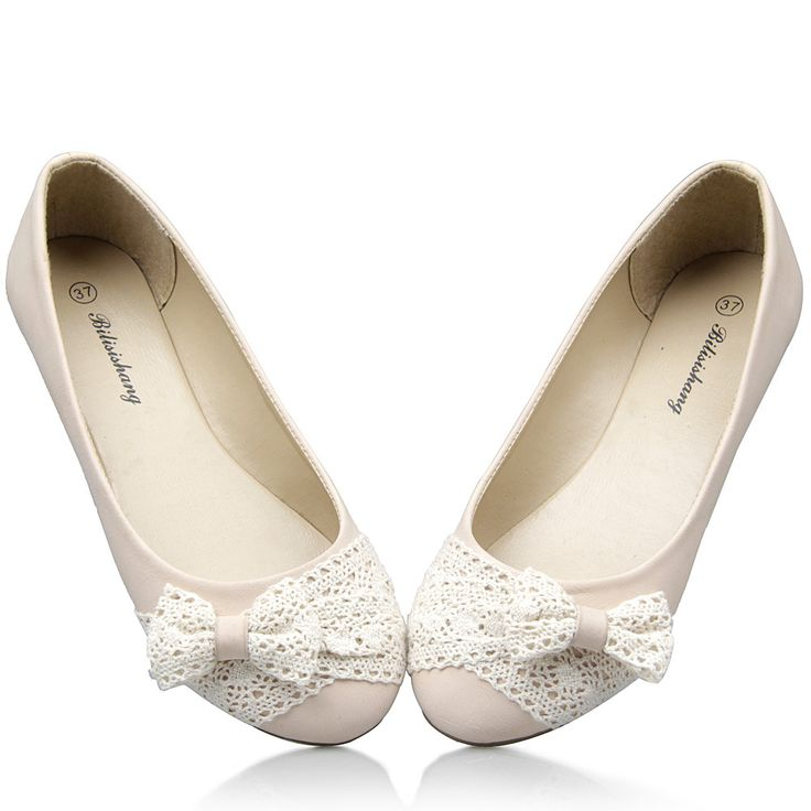 Bilisishang 2015 HOT Seller Fashion Bow Sweety Women's shoes for Ladies' flats shoes & Black with White-in Women's Flats from Shoes on Aliexpress.com | Alibaba Group