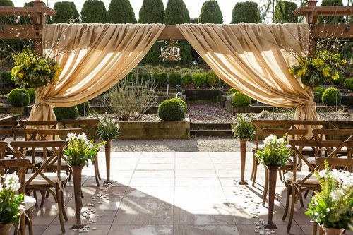 Mint Color Outdoor Ceremony Decorations: 1000+ Ideas About Outdoor Wedding Altars On Pinterest