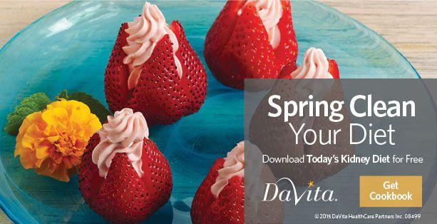 Cranberry Dijon Vinaigrette Dressing - Kidney-Friendly Recipes - DaVita