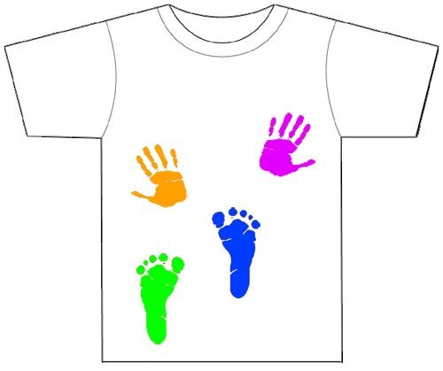 Una maglietta per la festa del papà -