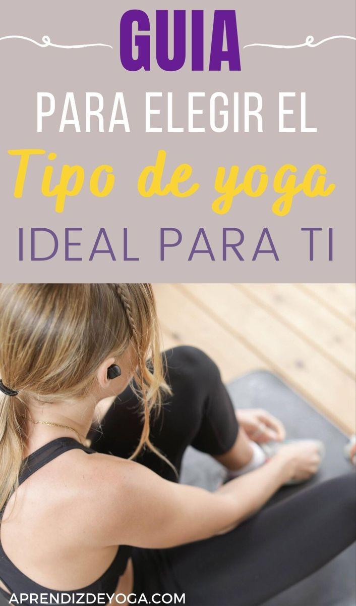 17+ Tipos de yoga mas comunes trends