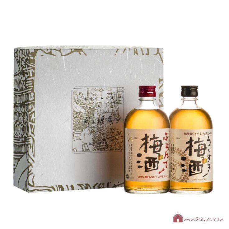 【春節2016】日本 信 威士忌梅酒+白蘭地梅酒:洋酒城洋酒量販連鎖