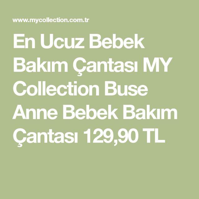 En Ucuz Bebek Bakım Çantası MY Collection Buse Anne Bebek Bakım Çantası 129,90 TL