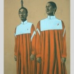 Robert Pruitt's Afrofuturist work is straight from the Starfleet Academy!: Massiv Art, Harlem Robert, Rob Pruitt, Museums Harlem, Art Museums, Robert Pruitt, Studios Museums, Contemporary Art, Art Attack