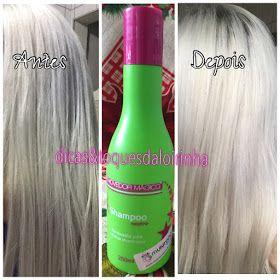Dicas & Toques da Loirinha : Magic Color Removedor Magico Shampoo Neutro