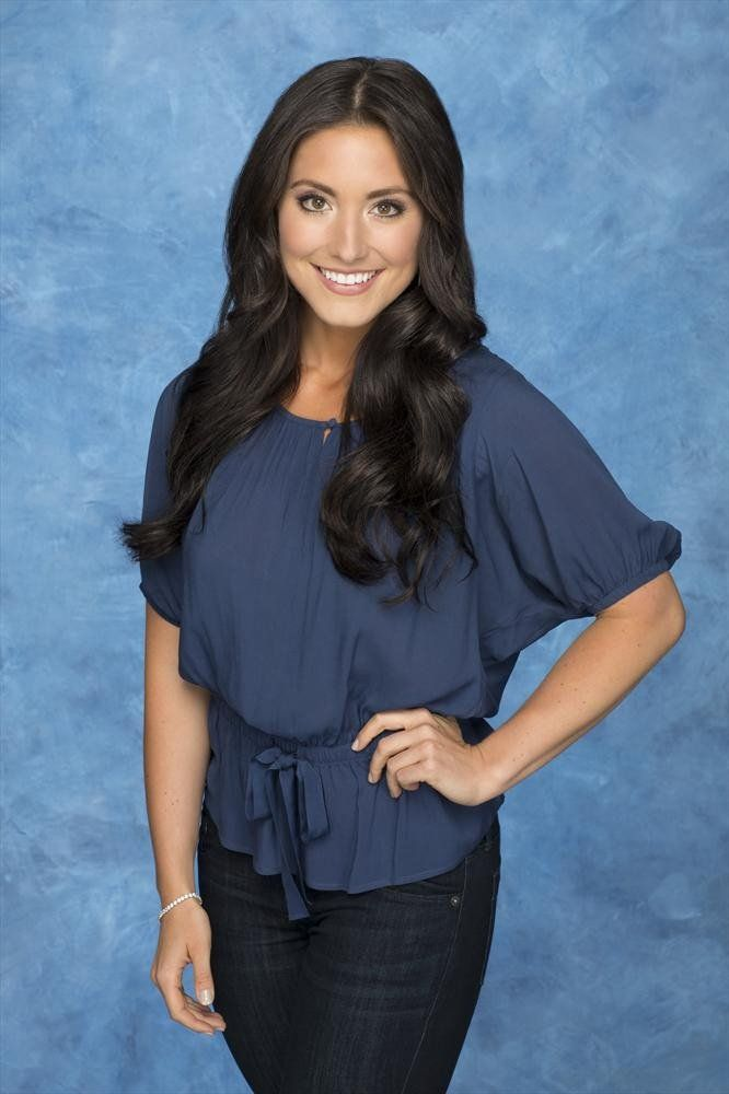 Pin for Later: The Bachelor: Meet the Ladies Competing For Chris Soules Nikki  Age: 26 Occupation: Former NFL cheerleader Hometown: New York City First Impression: Adorable.