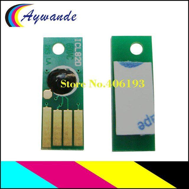 20x Reset Chip For Fuji Xerox Docuprint Cp305d Cp305 Cm305df Cm305
