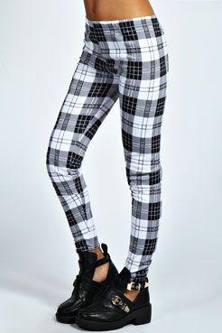 £6 tartan leggings maybe...