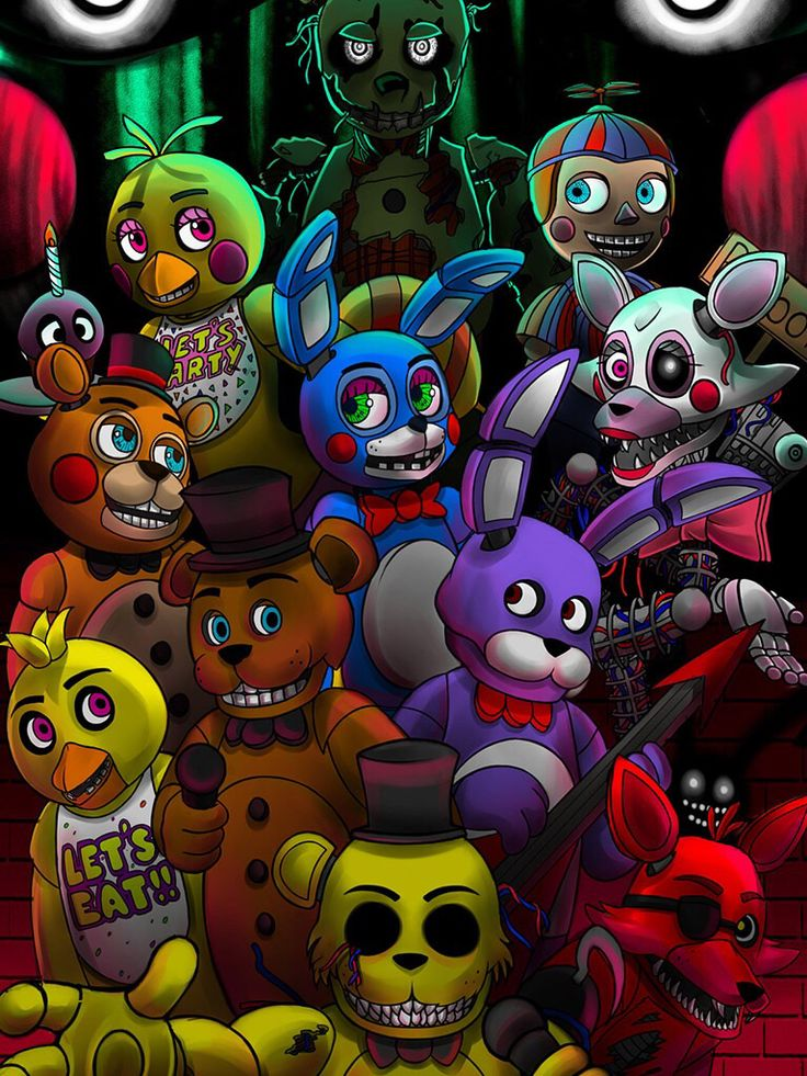 64 Best Five Night And Freddy Images On Pinterest Freddy