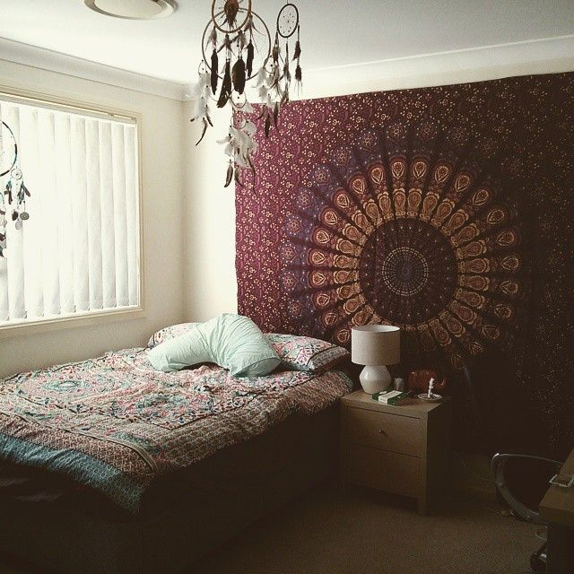 Tapestry In Bedroom Tumblr - Google Search