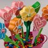 Fork Pops | mrfood.com: Cake Fork, Cupcakes Con, Decoration, Cake Balls, Cake Pops, Pound Cake, Cakes Brownies Frostings, De Cupcakes