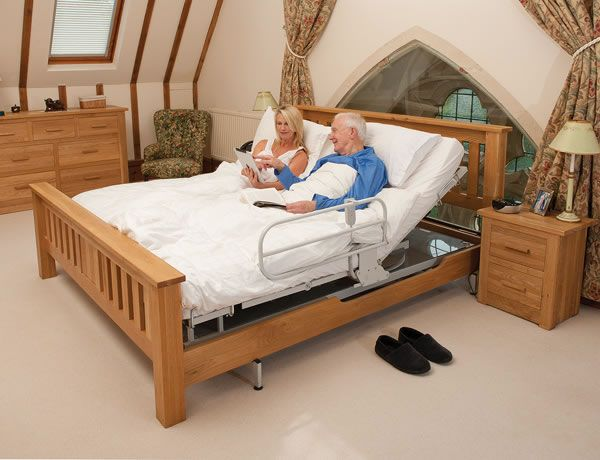 Rotoflex double bed  Theraposture Rotaflex Rotational Bed