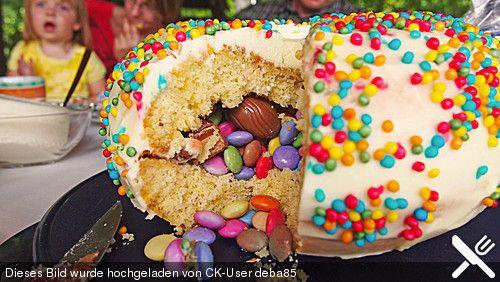 chefkoch - pinata torte