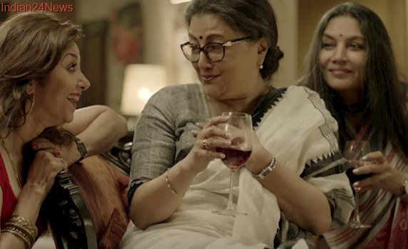 Sonata: Aparna Sen, Shabana Azmi, Lilette Dubey In Top Form, Says Twitter
