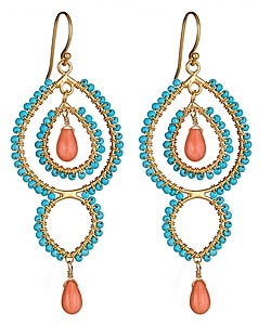 104 Best Coral And Turquoise Images On Pinterest Bangles