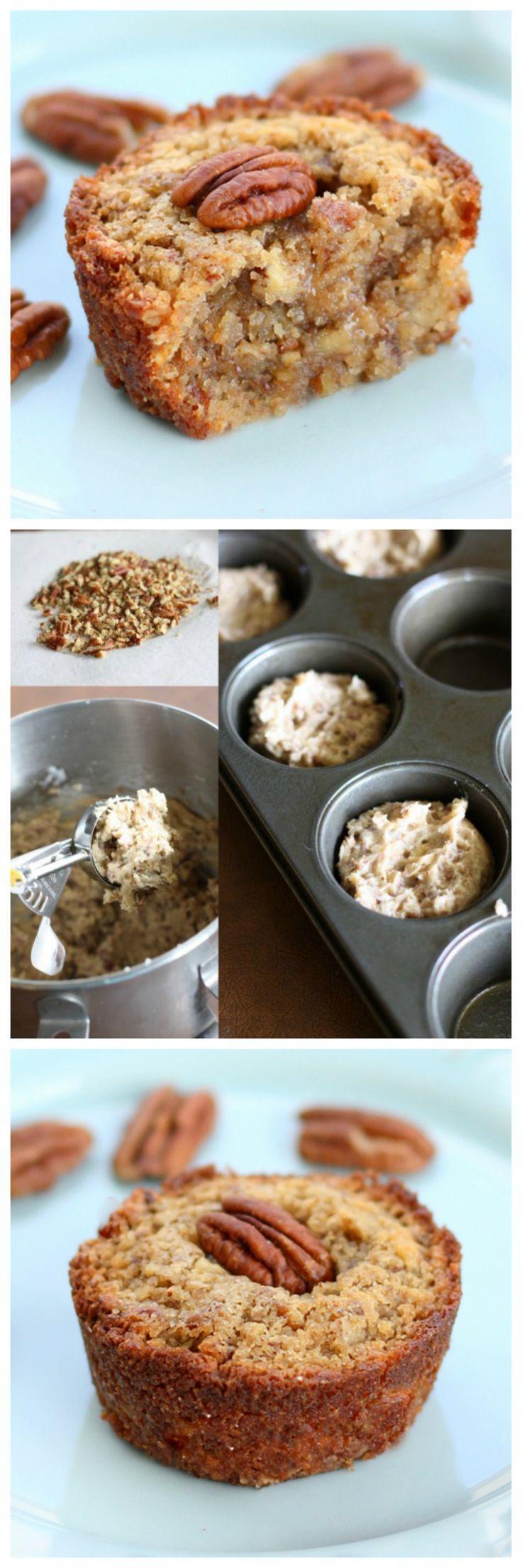 Pecan Pie Muffins | YourCookNow