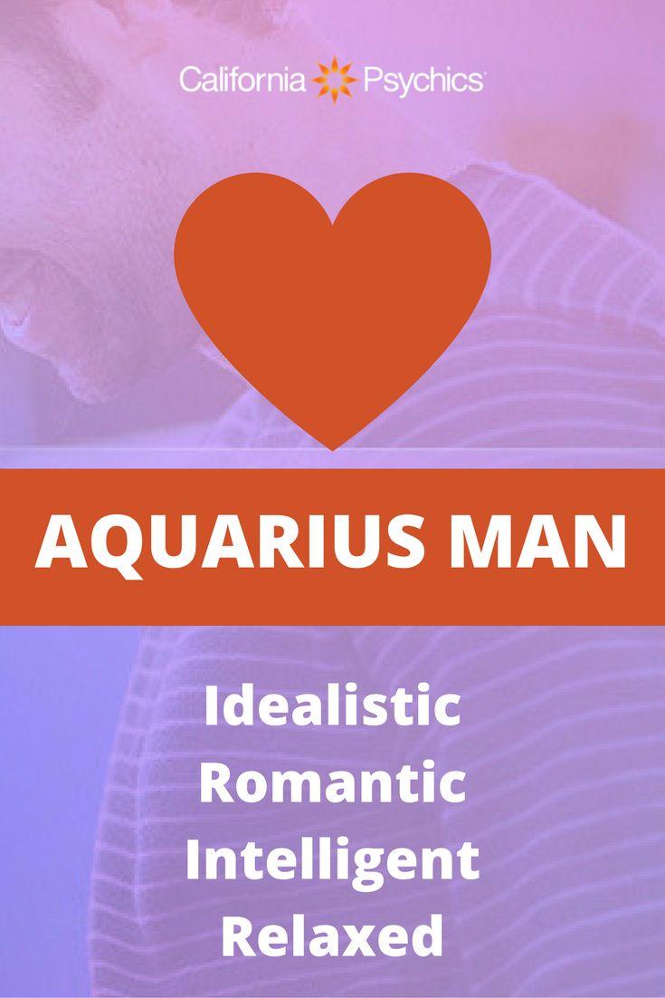 Traits of the Aquarius Man