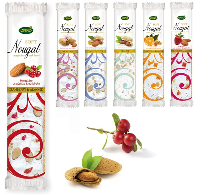 Orino - Soft Nougat Packaging