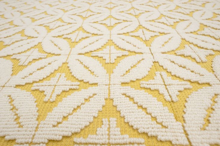 Traditional rug / cotton / jute / wool VERNE LA MANUFACTURE COGOLIN