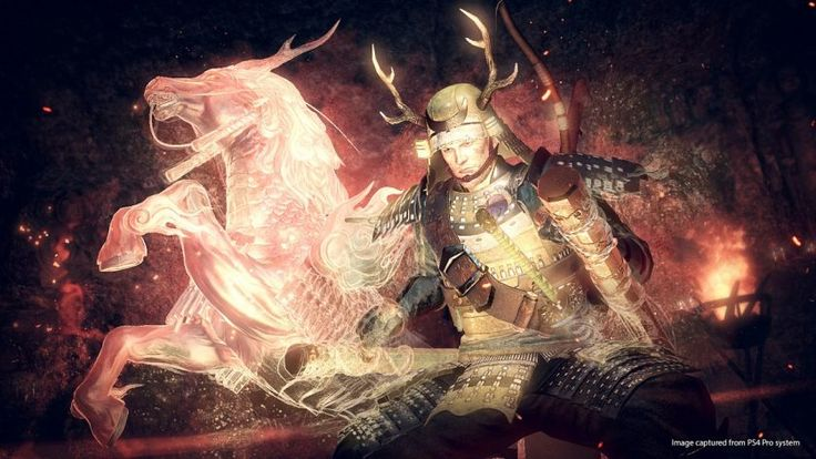 Nioh's Defiant Honor DLC gets a release date