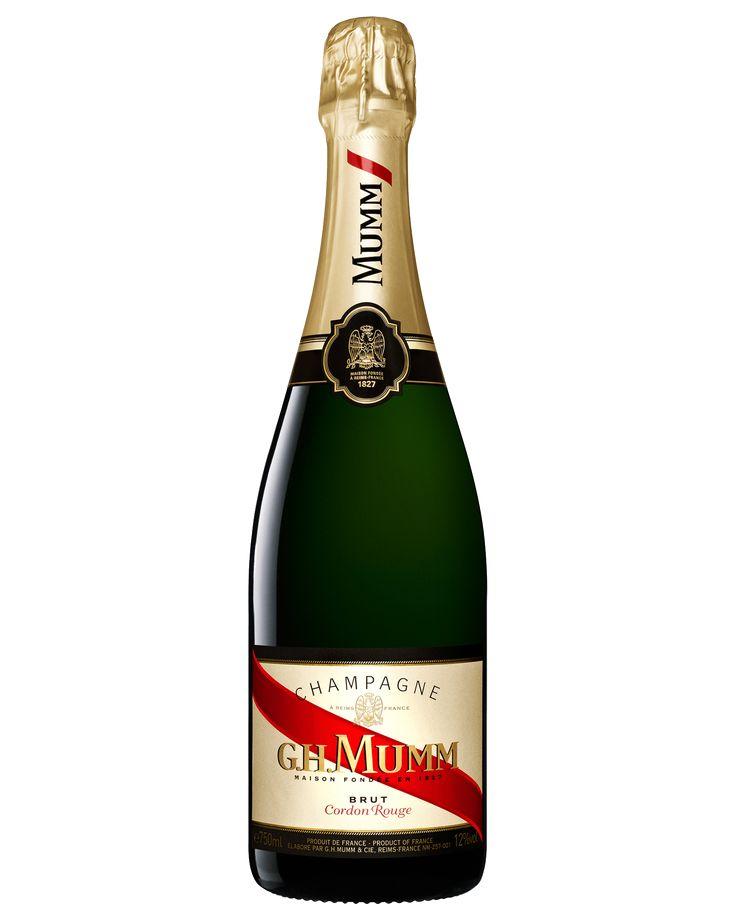 Mumm Cordon Rouge Brut 750ml - $51.90 per bottle aud