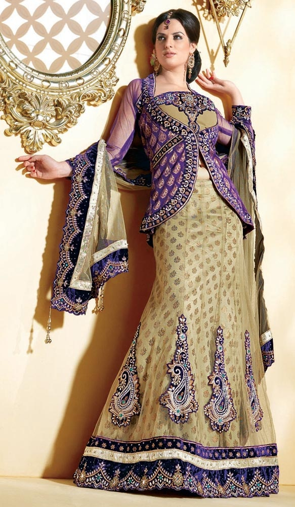 38 best Costume: Ensemble: Lehenga images on Pinterest | Indian wear, India fashion and Indian ...