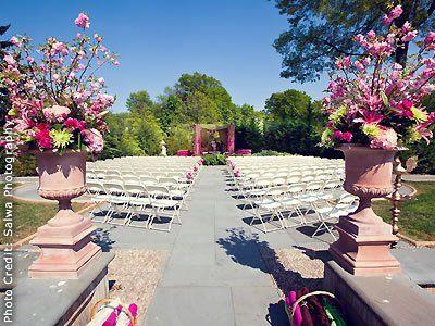 Celebrate at Snug Harbor Staten Island New York Wedding Venues 2