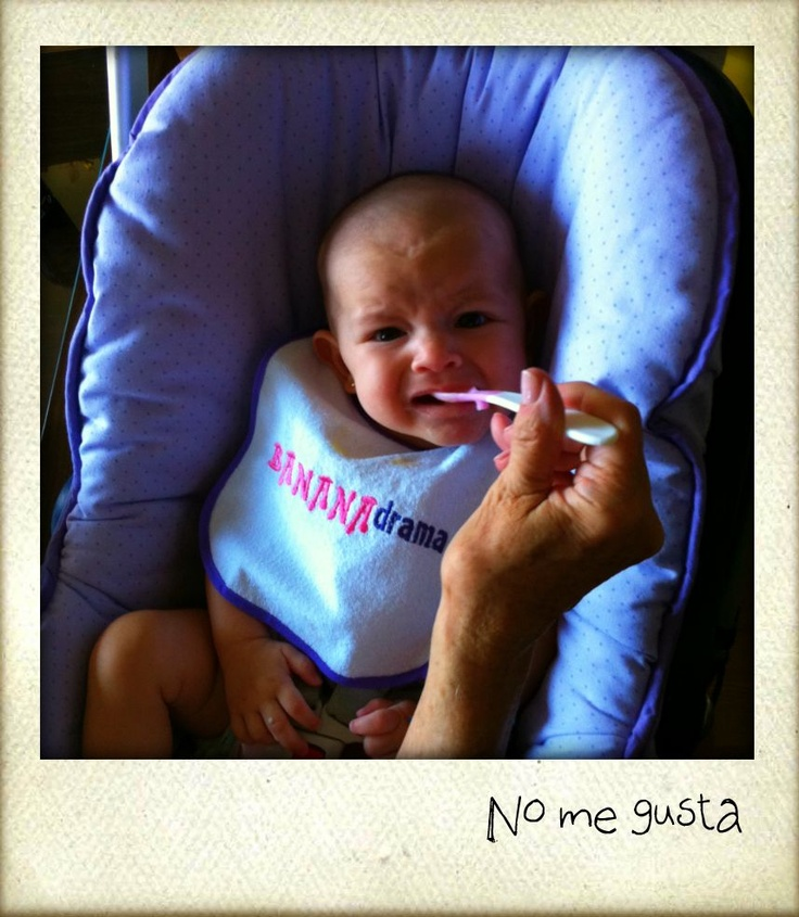 No me gustan las papillas ¡una aventura que pasará toda madre en la introducción de sólidos! Lee más aquí haciendo doble click en la fotografía