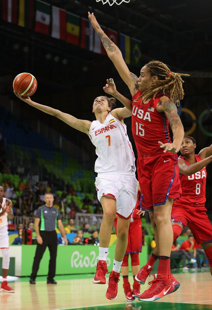 Brittney Griner Pictures Basketball - Olympics: Day 3 -