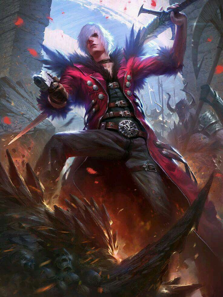 Devil May Cry  Artist : Unknown
