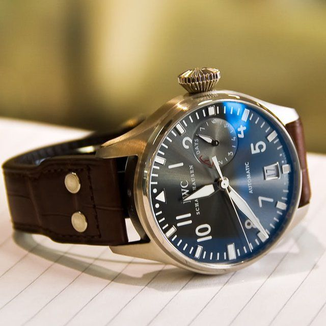 Fancy - IWC Big Pilot's Watch