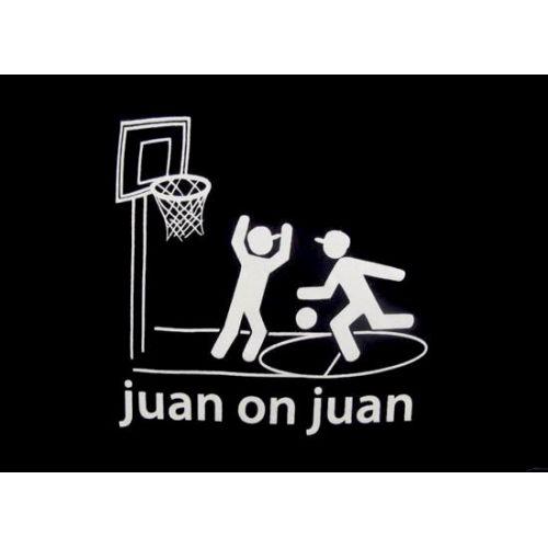 """Juan On Juan"" T-Shirt"
