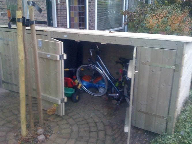 17 best images about voortuin idee n on pinterest gardens tes and front yards - Prieel frame van ...