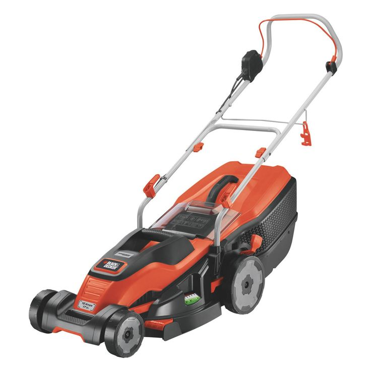 Black and Decker Power Tools Electric Mower - 1241-2003