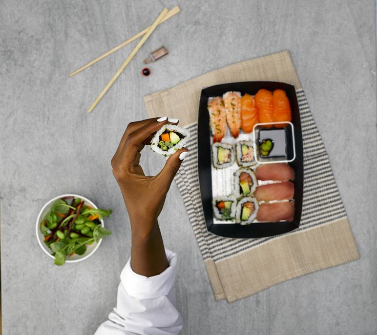 #danmatthews #photography #stilllife #food #advertising #tasty #sushi #justeat