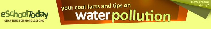 Water pollution facts and tips for kids