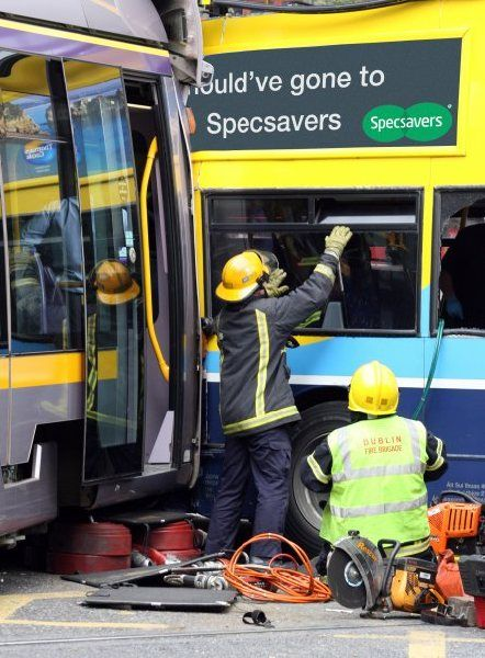 dublin bus luas should have gone to specsavers - Google Search