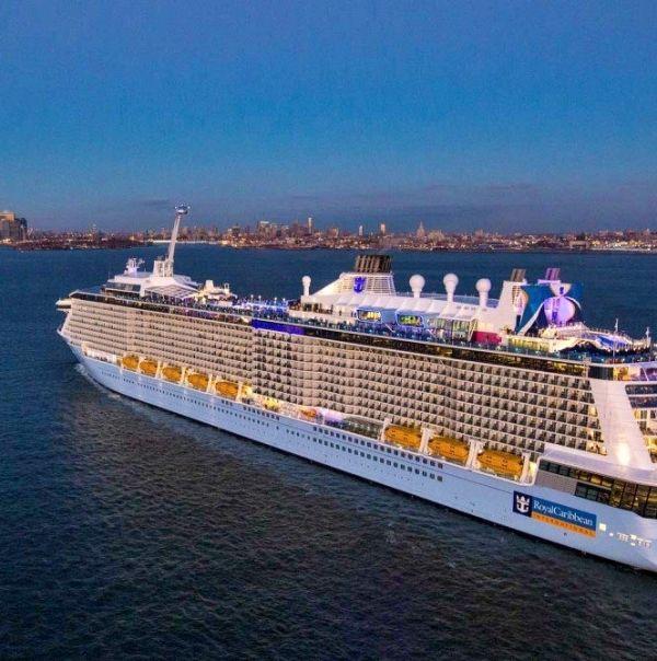 Royal Caribbean Cruises Chiude Il  Con Risultati Economici Record