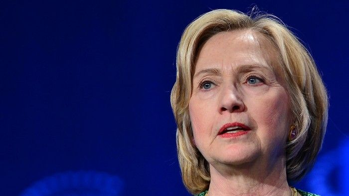 """[""""Hillary Clinton To Nation: 'Do Not Fuck This Up For Me' 