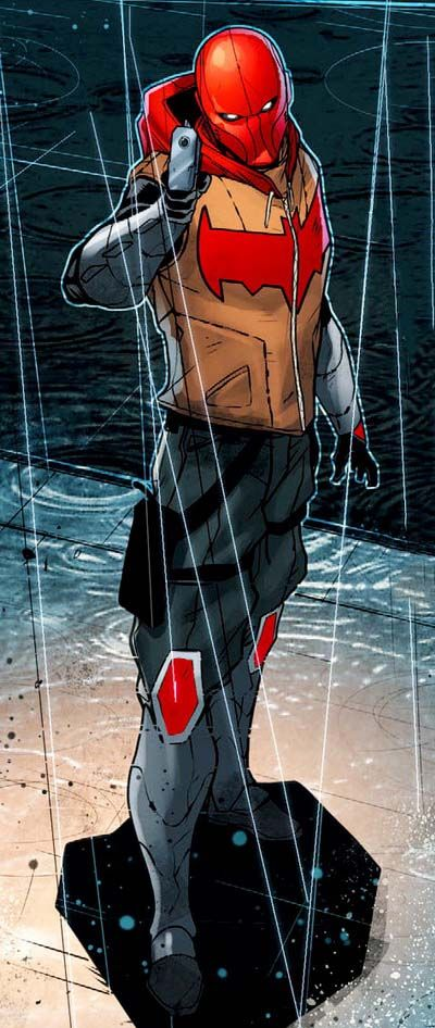 Jason Todd in Red Hood/Arsenal #004