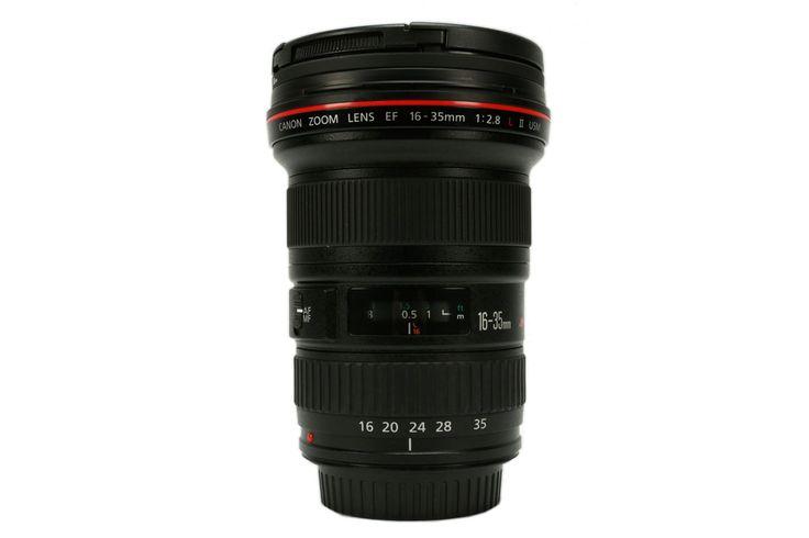 Canon EOS 16-35mm F2.8 Lens