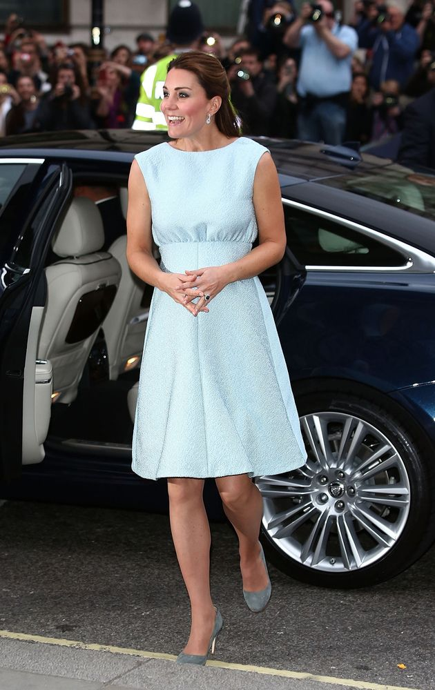 Kate Middleton - such a fashion and fitness inspiration.