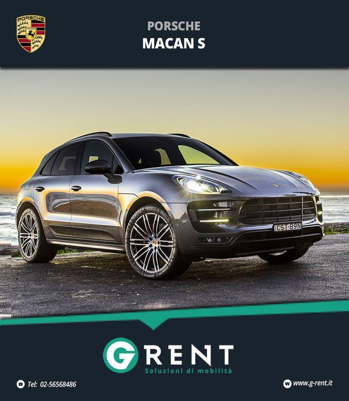 g-rent.it | Porsche Macan S  http://goo.gl/uUgxpd ...La Sport Utility della casa tedesca, alte prestazioni e animo sportivo... #porsche #macan #grent