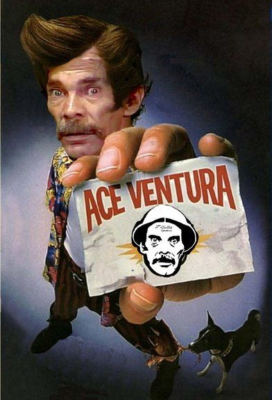Don Ramon can do it all!! LOL!