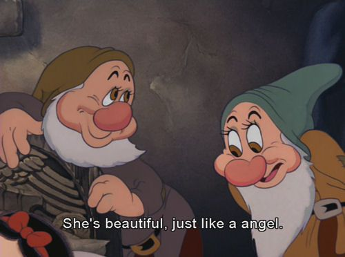 Bashful (Snow White) quote