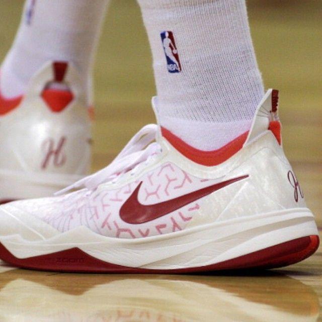 James Harden Nike Shoes: James Harden / Nike Zoom Crusader PE