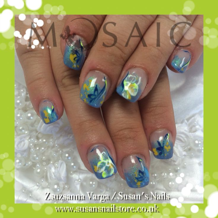 128 best mosaic nail system images on pinterest products the o come and learn how to do quick and easy salon designs like this on our mixed media course on 26th april 2015 in peterborough prinsesfo Images