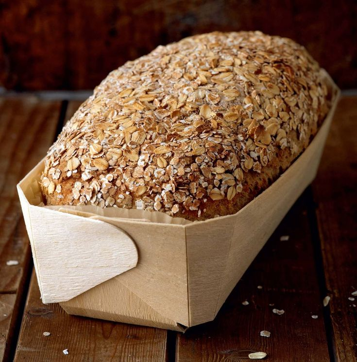 Pane al malto e ai fiocchi di 5 cereali